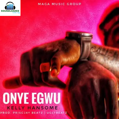 """Maga Music Group presents another new single by Kelly Hansome titled """"Onye Egwu."""" The production responsibility of this new song was shouldered by the duo of Priscjay Beatz and  Uglybeatz, the singer's regular producer.  The spontaneous release of Onye Egwu suggets that Kelly Hansome is not planning to slow down on his craft anytime soon, considering that it is a follow up to his recent release titled """"Leave Am"""", which, by the way, is still fresh.  Kelly Hansome has built a reputation for singing about money and what it can buy; which seems to be his definition of the good life. He continues to tow that line on Onye Egwu, as he sings about a life of never ending money, music and hits.  Listen and enjoy below"""