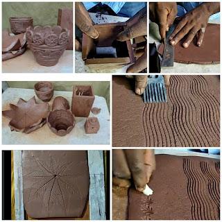 कलात्मक दृष्टि और रचनात्मक सोच से ही दे सकते हैं मिट्टी को आकार : मनोज शर्मा | #NayaSaveraNetwork