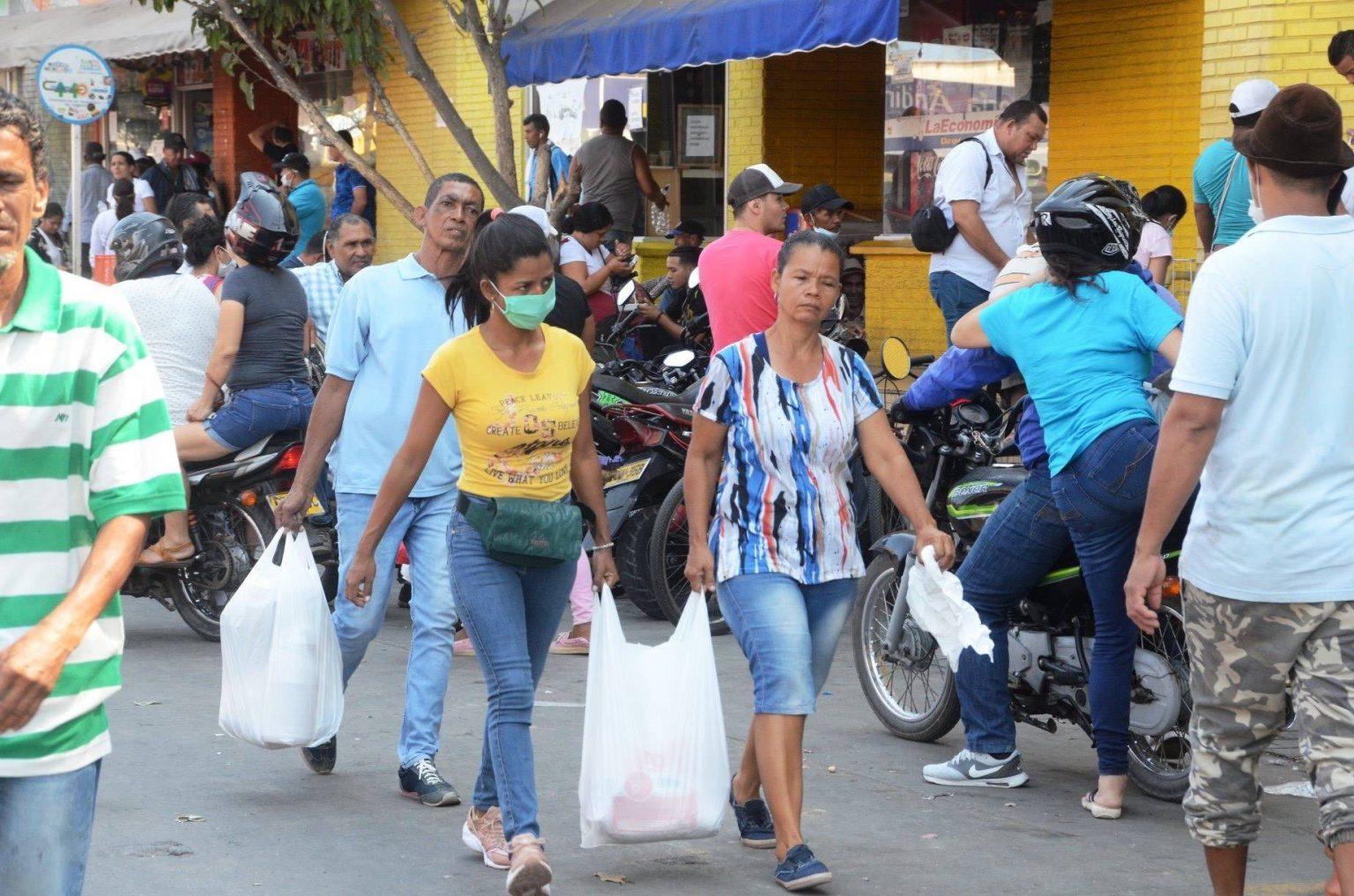 hoyennoticia.com, Santa Marta a punto de un nuevo pico por coronavirus