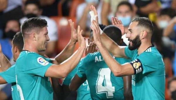 موعد مباراة ريال مدريد ومايوركا في الدوري الاسباني