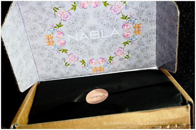 dreamy eyeshadow palette nabla cosmetics ombretti  comparazioni