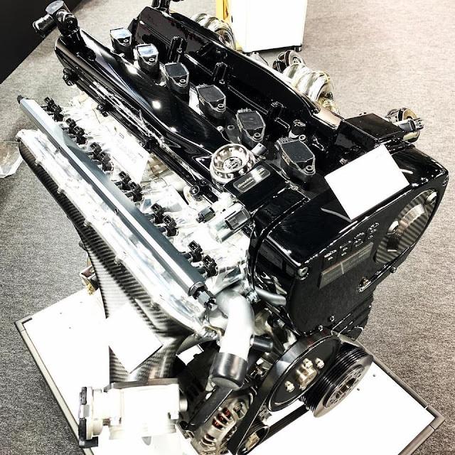 HKS Advanced Heritage RB26