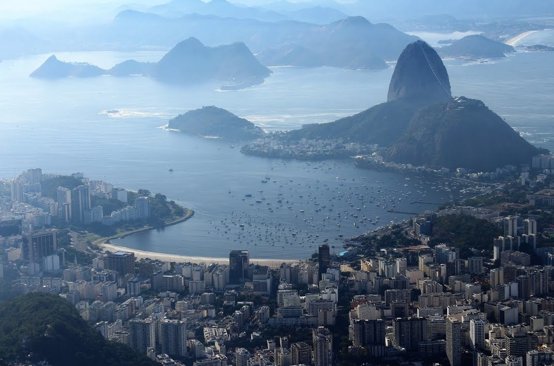 Rio de Janeiro ... Pearl of Brazil and Theater of Delight