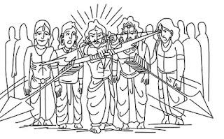 Mahabharat-Ki-Prasidh-Kahani-Mahavir-Karna-janam-katha-hindi kahani-story-Surya-Putra
