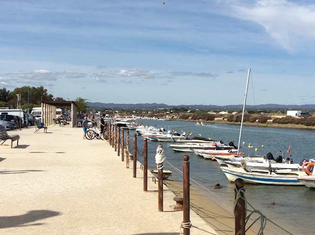 Fuseta, Algarve, Portugal