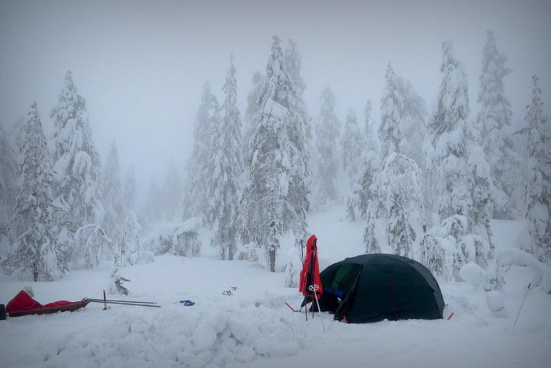 Akka Dome 2 vinter