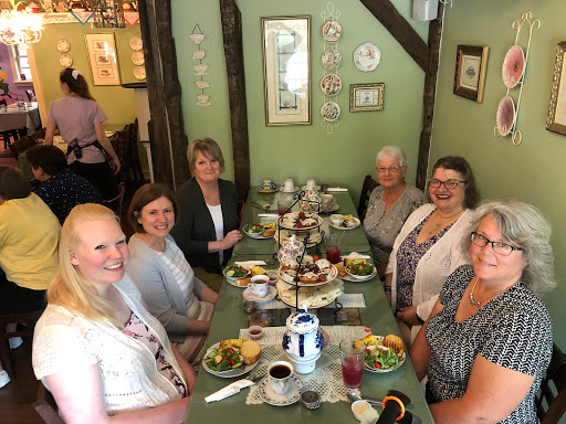 2021, Dragonfly Tea Room, Hibiscus Limeaid, Canal Fulton OH