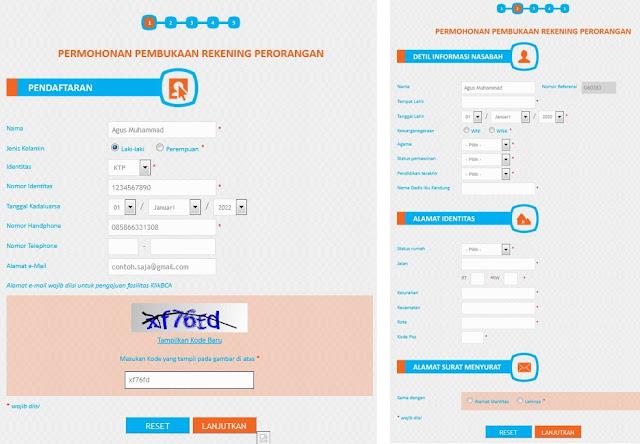 aplikasi online klikbca