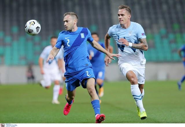 Κακό ξεκίνημα όχι όμως και ότι χειρότερο... Σλοβενία-Ελλάδα 0-0