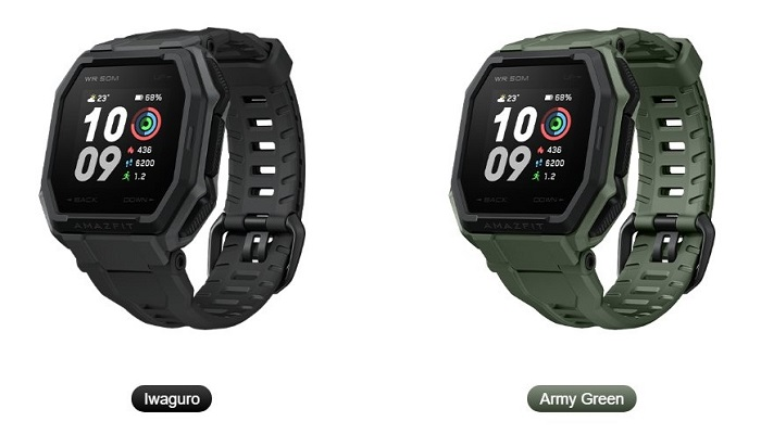 Amazfit Ares 90 days battery life price Malaysia Colours