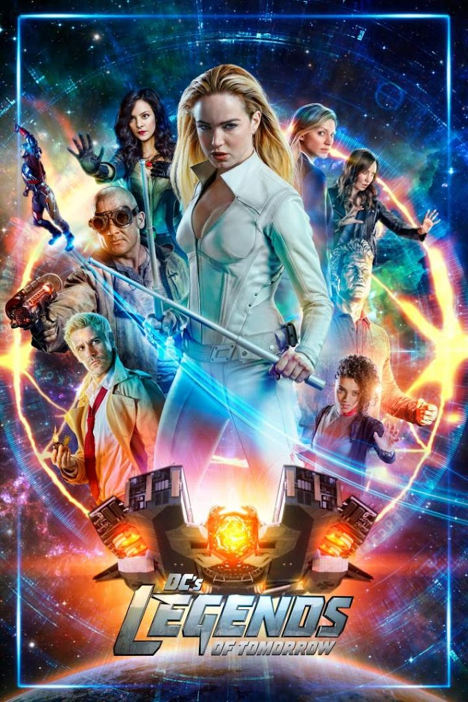 MP4: DC's Legends of Tomorrow Season 5 Episode 1 (S05E01) - Crisis on Infinite Earths: Part Five | THE PLUG