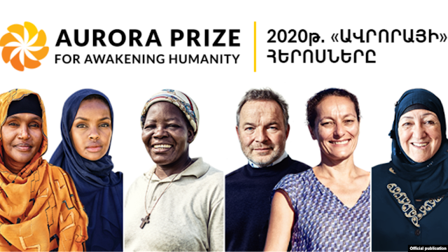 Nominados a Premio Aurora 2020