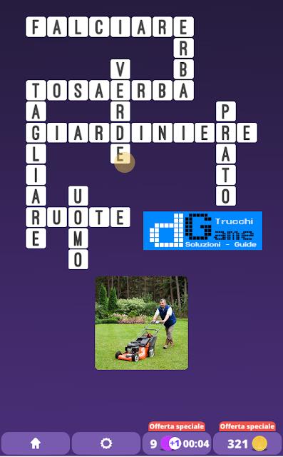 Soluzioni One Clue Crossword livello 15 schemi 14 (Cruciverba illustrato)  | Parole e foto