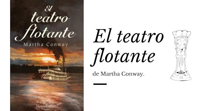 Teatro flotante Martha Conway esclavitud
