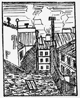 Les cheminées de Paris