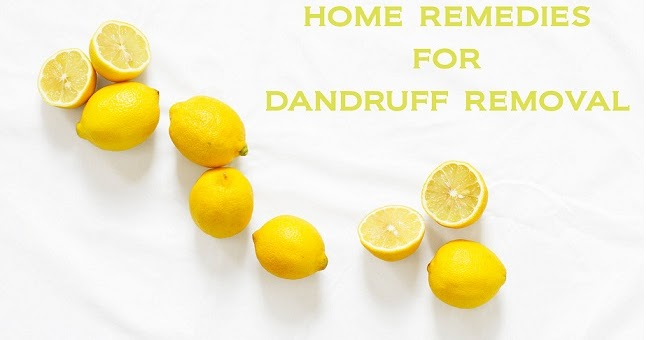 At remove dandruff home to naturally how How to