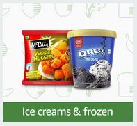 Ice Cream and frozen