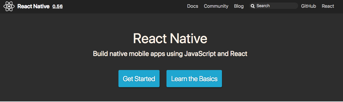 Building Android and iOS Apps with React-Native in 5 Minutes.