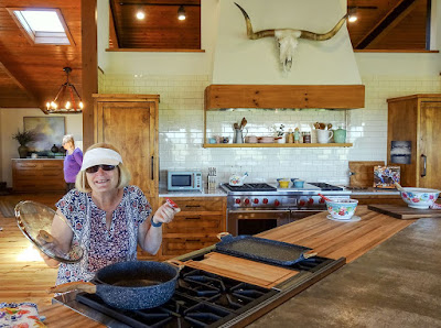 Eastward, Ho! Day 9: Pioneer Woman and her Kitchens