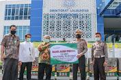 Bantu penanganganan Covid-19, Bank Aceh Syariah Salurkan Bantuan Wastafel Portable