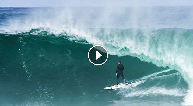 Surfing World Reelers Action 2017 - West is Best