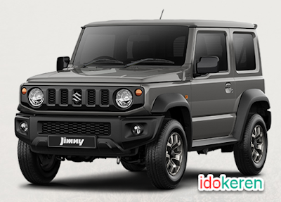 SUZUKI JIMNY MEDIUM GREY