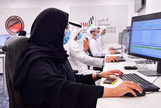 الإمارات تنجح في إطلاق مسبار الأمل إلى المريخ
