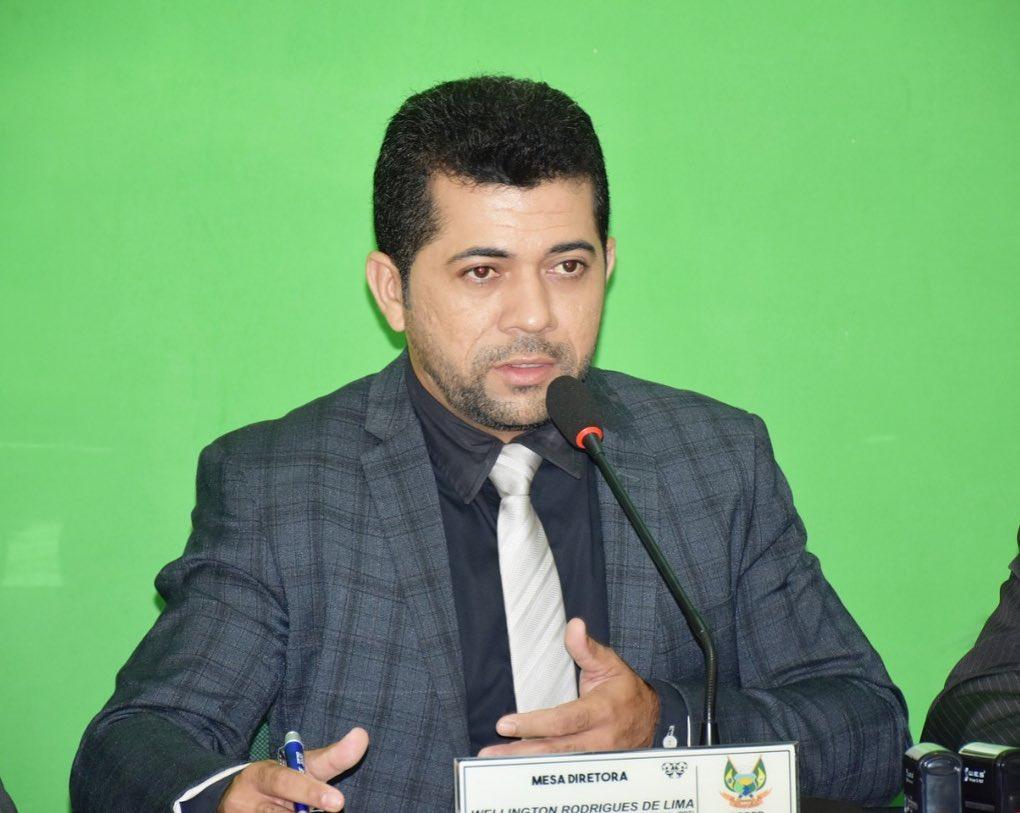Presidente da Câmara Municipal de Aurora autoriza devolução do duodécimo à prefeitura