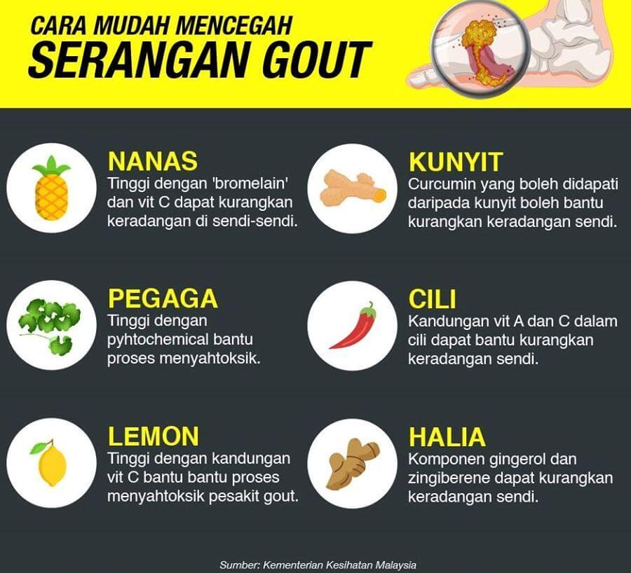Asid Urik Punca Gout