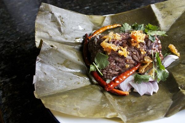 Hấp dẫn với món khao kan jin của người Thái Lan