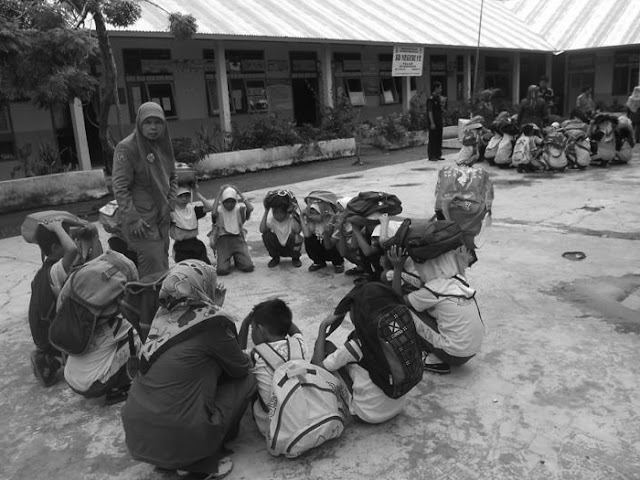 Ketahanan Terhadap Bencana dalam Penguatan Pendidikan Karakter