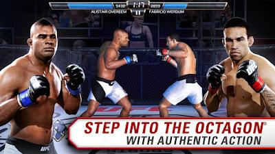 EA SPORTS UFC Apk + OBB Free Downlaod