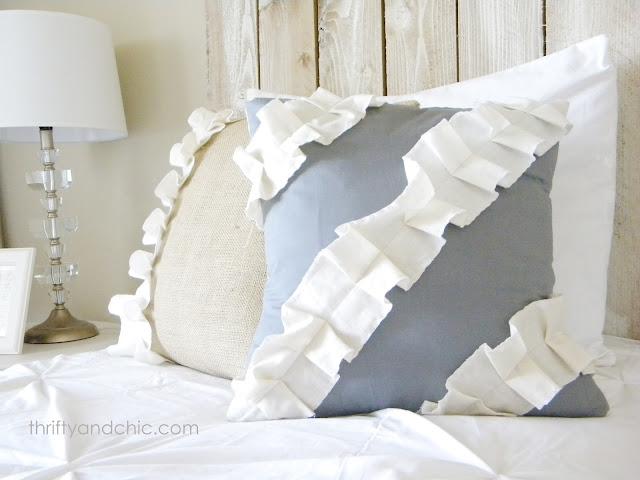 DIY枕套