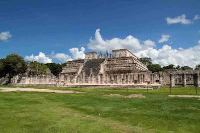 Ruinas-maias