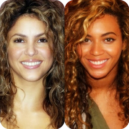 Flame24soul Blogspot Com Beyonce Looks Like Shakira Lookalike Beautiful Essence Within Heart Highlights The Soul Belly Is Dancing The Sexy Dance