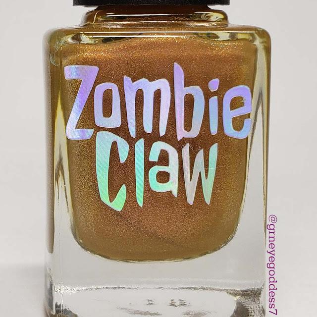 Zombie Claw Polish Bio-Organic Weapon