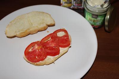 Cornetti salati farciti