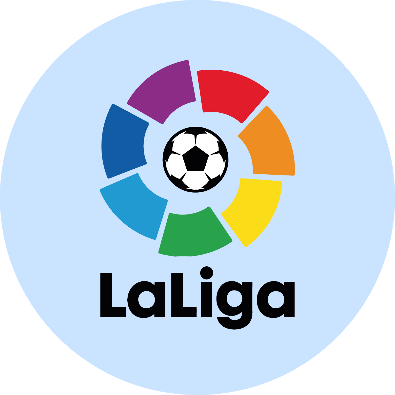 download icon LaLiga football spain svg eps png psd ai