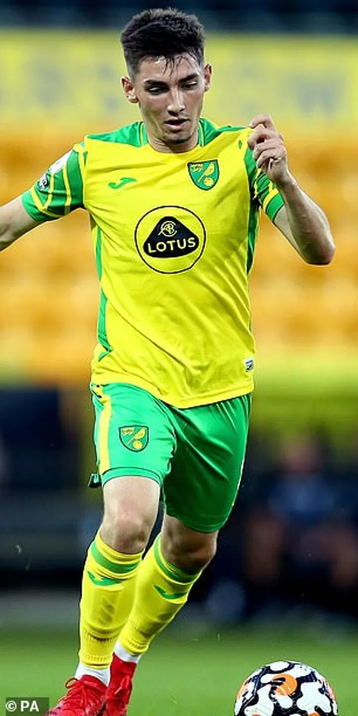 Gilmour reveals Norwich's style of play made them his first choice for loan move