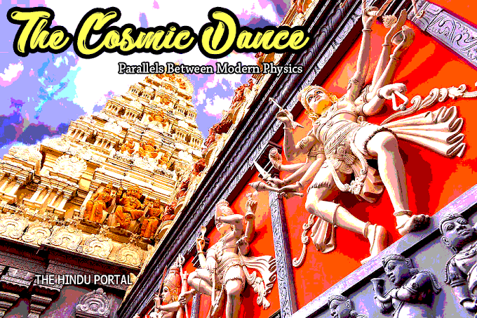The Cosmic Dance of Nataraj: Parallels Between Modern Physics, Eastern Mysticism and Process Philosophy