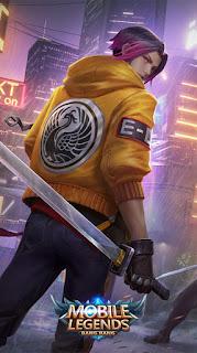 Ling Street Punk Heroes Assassin of Skins