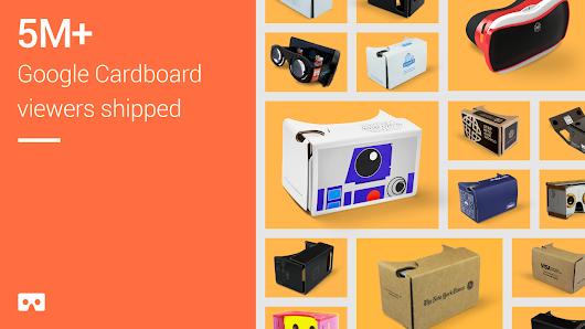 Official Google Blog: (Un)folding a virtual journey with Google Cardboard