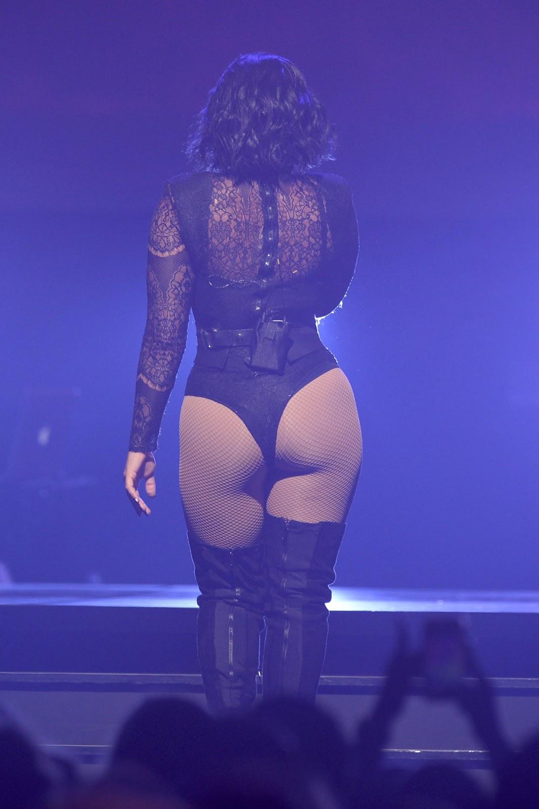 Demi Lovato Ddlovato Goes Nude To Promote New Single -3872