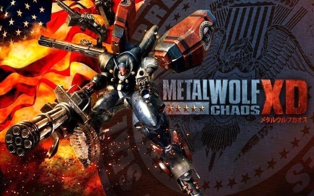 تحميل لعبة Metal Wolf Chaos XD