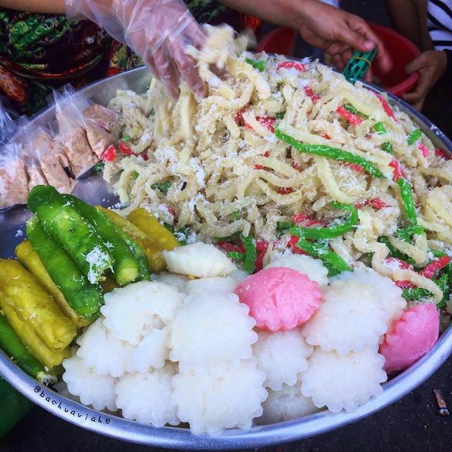 Bánh giun - Chợ Cồn, Hải Châu, Đà Nẵng