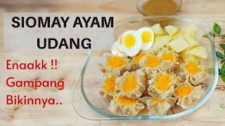 SOMAY AYAM UDANG
