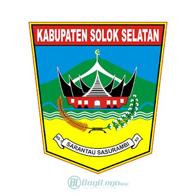 Kabupaten Solok Selatan Logo Vector