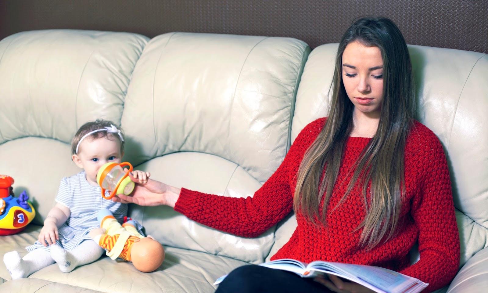 [Oggi Mamme] Asilo nido o baby sitter?