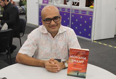 Entrevista a Vasudhendra autor de Mohanaswamy