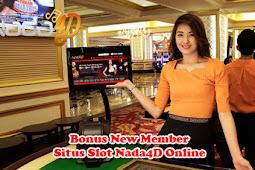 Bonus New Member Situs Slot Nada4D Online